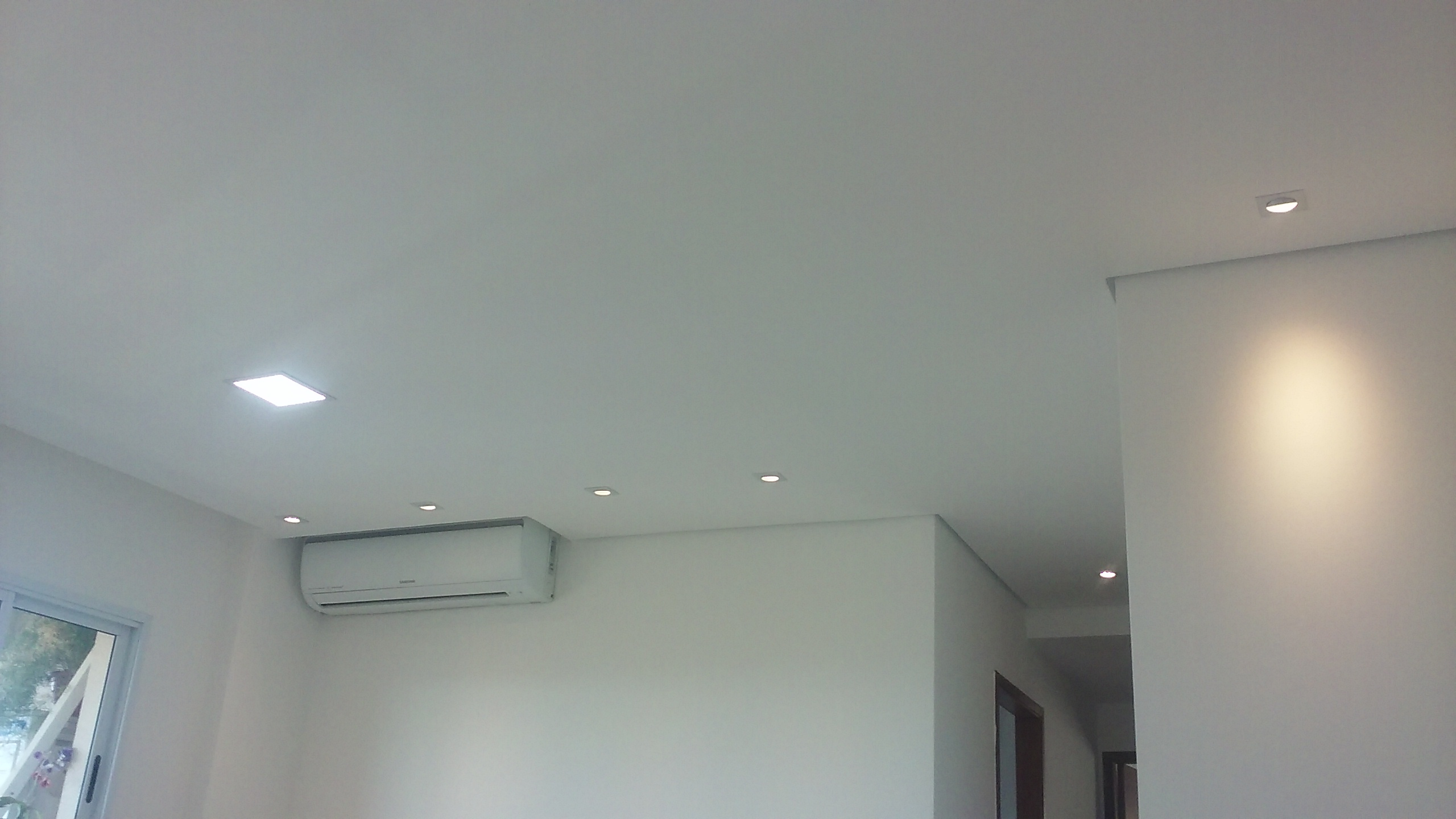 Preferência Forro De Gesso - Forro de Gesso, Sancas e Iluminação, DryWall  MQ77