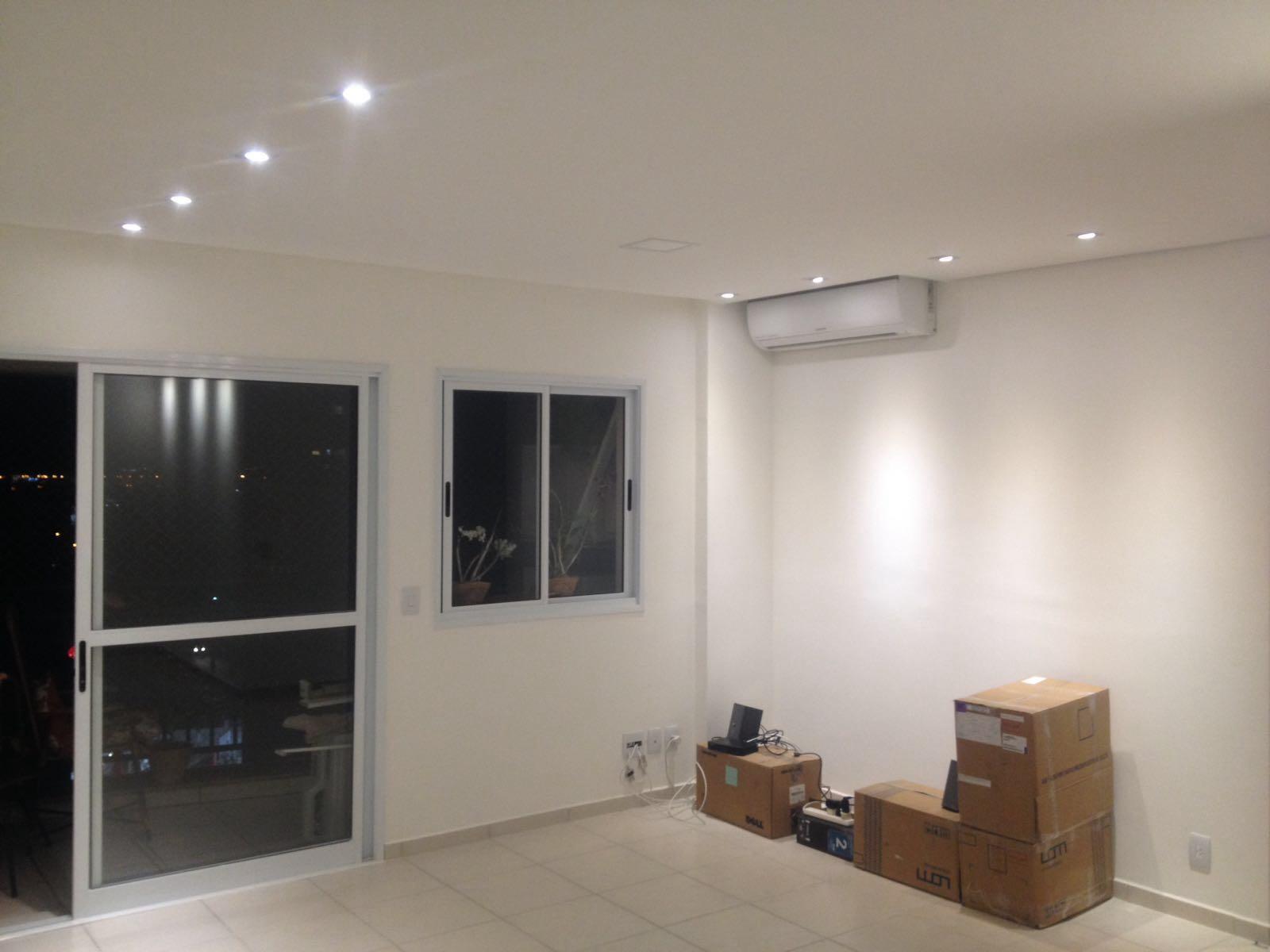 Forro De Gesso Forro De Gesso Sancas E Ilumina O Drywall  -> Forro De Gesso Para Sala De Estar